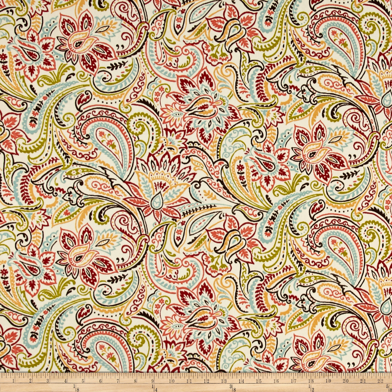 Image of Bryant Indoor/Outdoor Bohemia Jubiliee Fabric