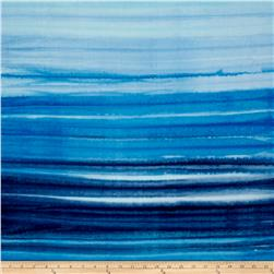 Wilmington Batiks Ombre Stripe Blue