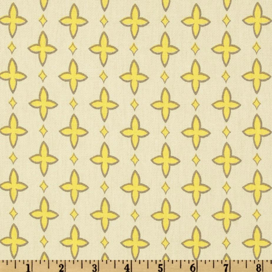 Premier Prints Aggie Lemon