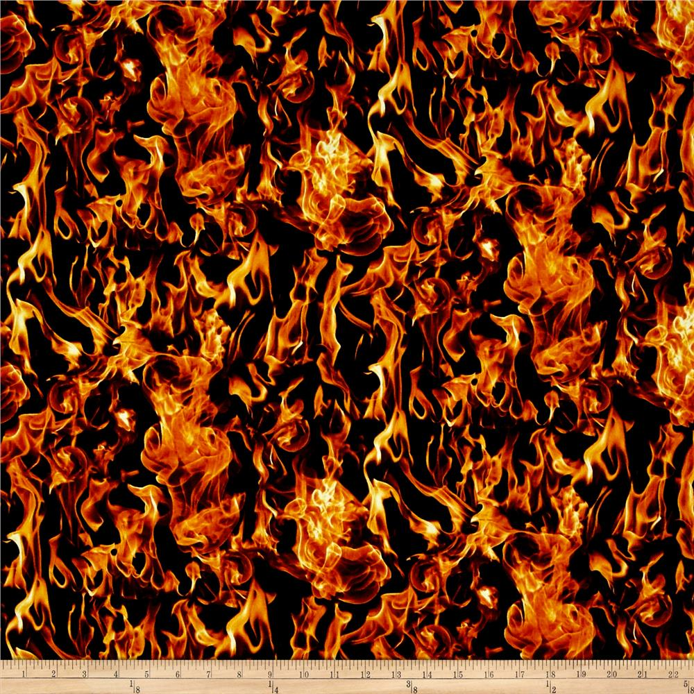Black and Orange Quilting Fabric | Shop Online at fabric.com