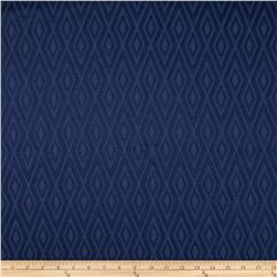 Waverly Fantastical Matelasse Navy Fabric