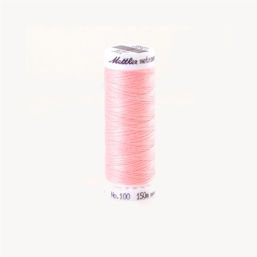 Mettler Metrosene Plus Polyester All Purpose Thread Carnation