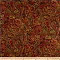 Jaclyn Smith 02126 Paisley Blend Garden Spice