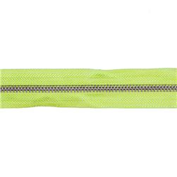 Riley Blake 1 1/4'' Zipper Trim Lime