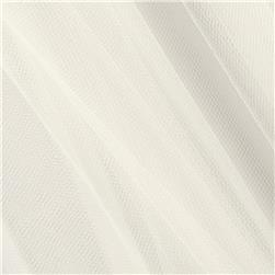108'' Wide Tulle Light Ivory Fabric