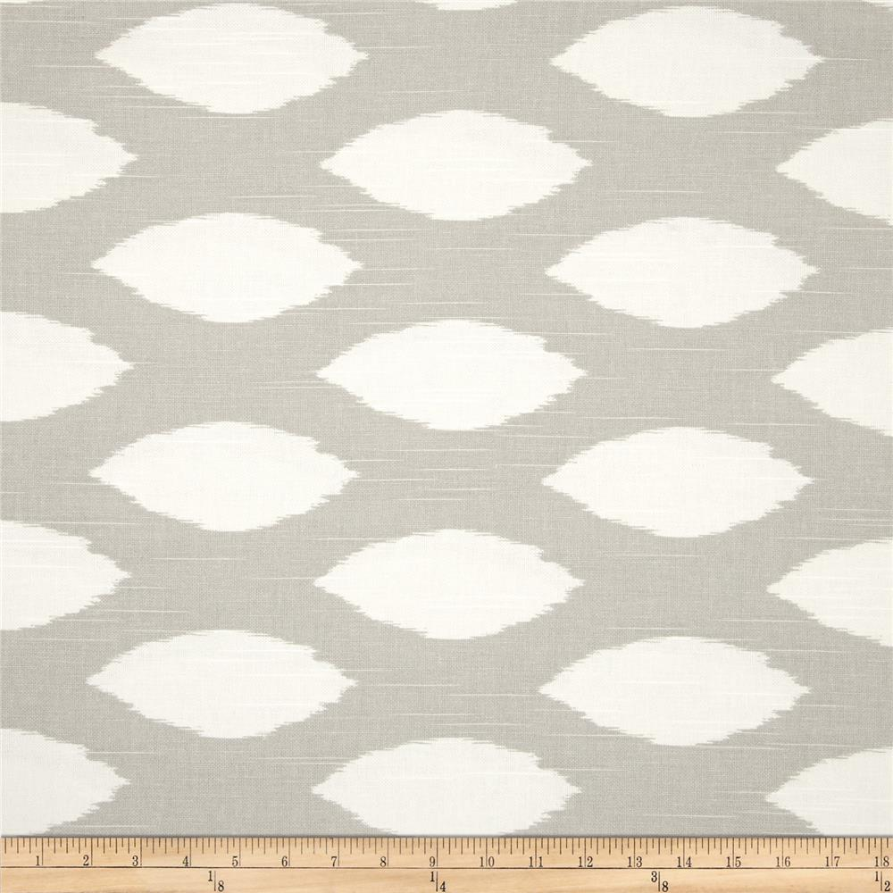 Premier Prints Slub Chaz French Grey