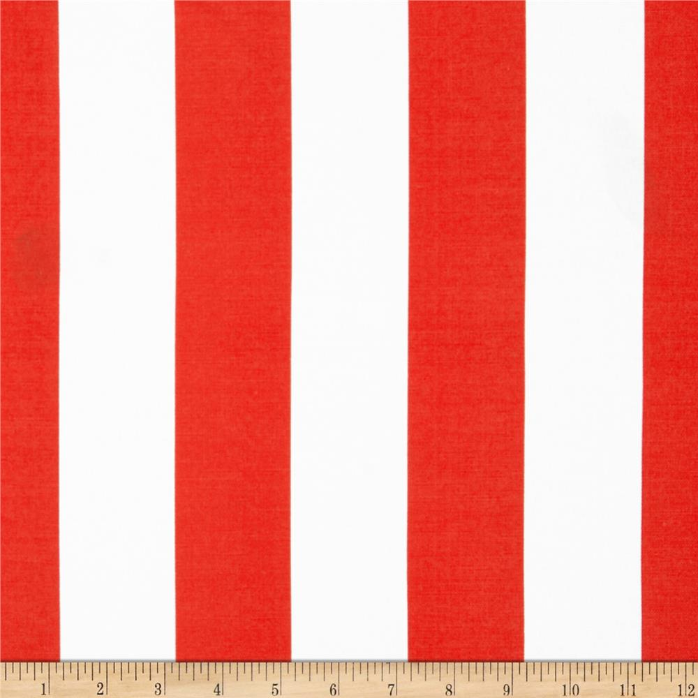 Premier Prints Indoor/Outdoor Premier Stripe Calypso