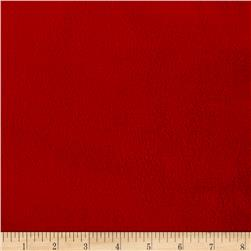 Michael Miller Minky Solid Red
