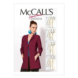McCall's Misses' Jackets Pattern M6709 Size B50