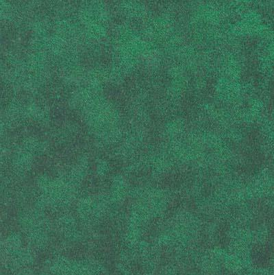 "108"" Quilt Backing Tone on Tone Green"