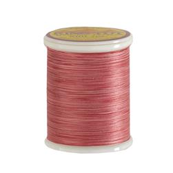 Superior King Tut Cotton Quilting Thread 3-ply 40wt 500yds Egyptian Rose