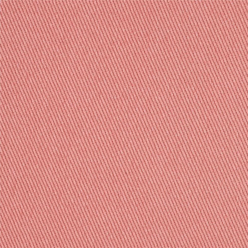 Kaufman ventana twill solid salmon pink discount for Fabric cloth material