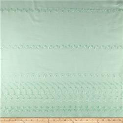Scalloped Eyelet Mint