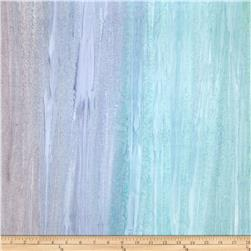 Robert Kaufman Artisan Handpaints Ombre Stripe Spa