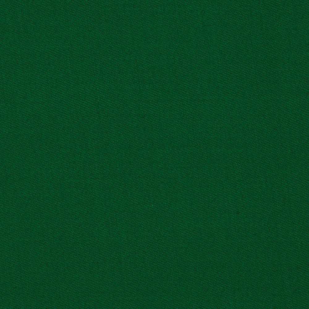 Poly/Cotton Twill Kelly Green