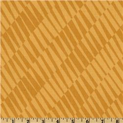 Mackinaw Island Geometric Gold
