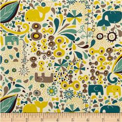 Birch Organic Frolic Frolic Boy Multi