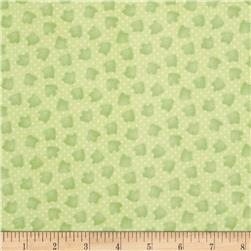 The Land Before Time Flannel Footprint Green