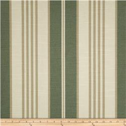 Nautica Harbor Stripe Bottle Glass Fabric