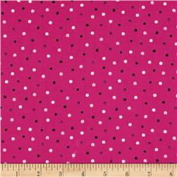 En Vogue Dots Hot Pink