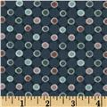 Button Tree Lane Buttons Dark Teal