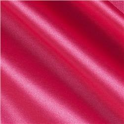Stretch Satin Passionate Pink