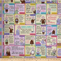 Aunty Acid Patchwork Multi