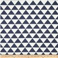 HGTV HOME Tribeca Jacquard Navy