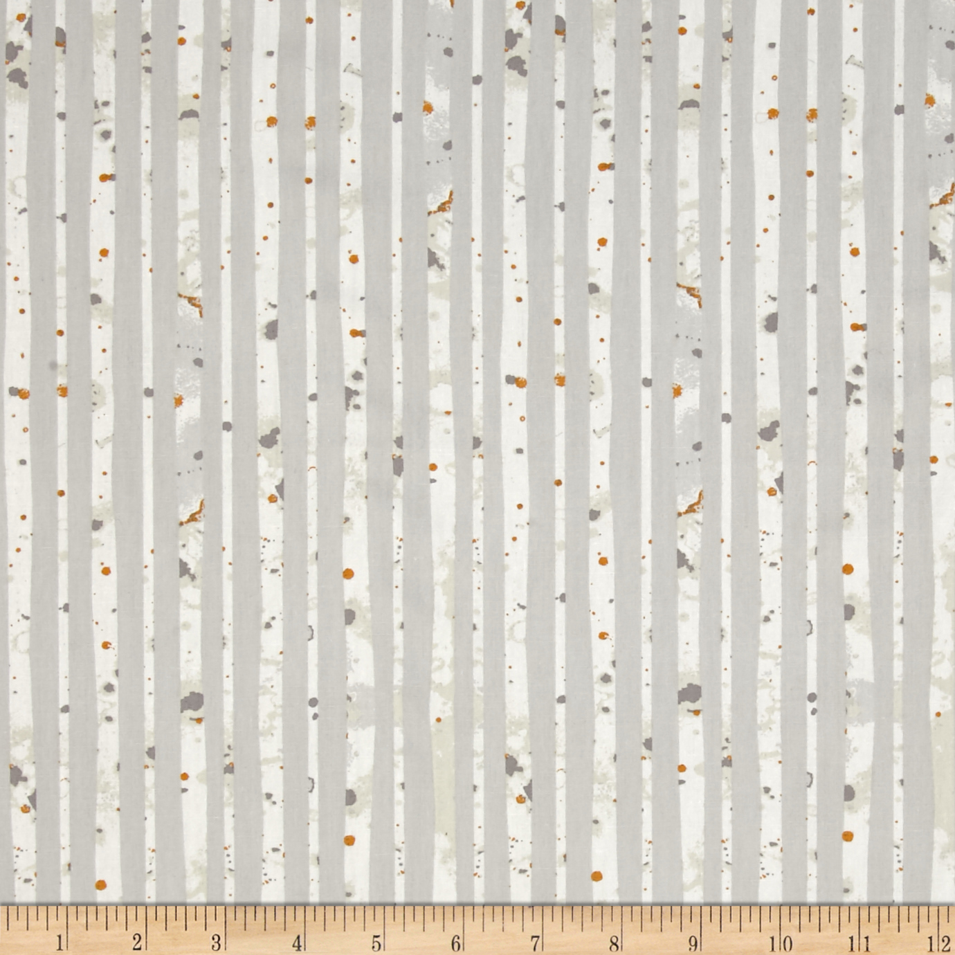 Art Gallery Blithe Glacier Path Silver Fabric by Art Gallery in USA