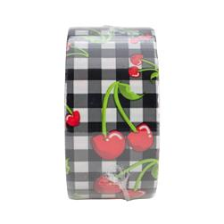 "Patterned Duck Tape 1.88"" x 10yd-Cherries"