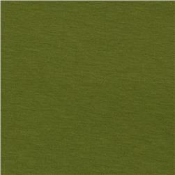 Cotton Spandex Jersey Knit Solid Granny Smith Green