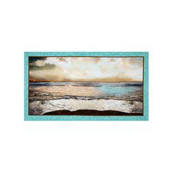 "Artworks Digital Nuance 24"" Panel Aqua"