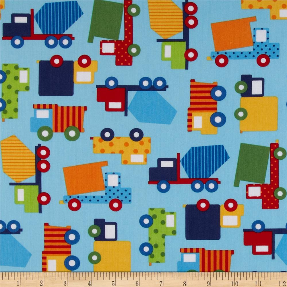 Fabric for boys at for Boy quilt fabric