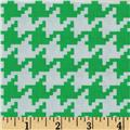 Michael Miller Everyday Houndstooth Fern