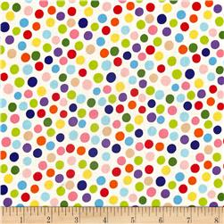 Alexander Henry Plie Dot Natural/Multi
