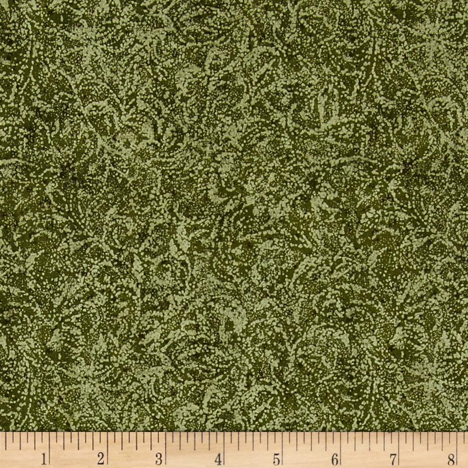 Timeless Treasures Pearlized Texture Olive