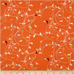 Moda Flow Splash Orange