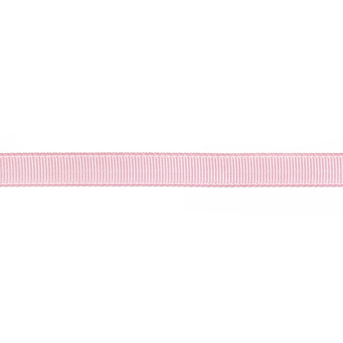 3/8'' Grosgrain Ribbon Pink