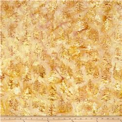 Island Batik Trees Wheat