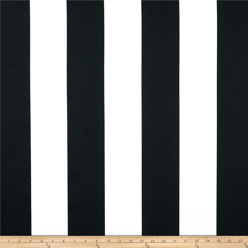 RCA Uno Vertical Stripe Black