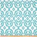 Premier Prints Chevelle Slub Coastal Blue