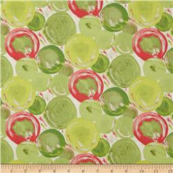 Martini Party Bubbles Apple Green