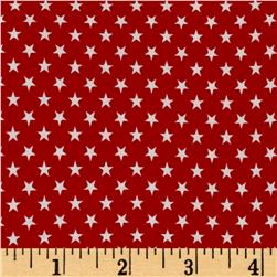 Kaufman Sevenberry Classiques Small Star Red