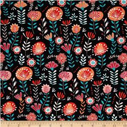 Gypsy Lane Wildflowers Dark Slate