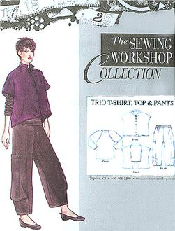 The Sewing Workshop Trio T-Shirt Top & Pant