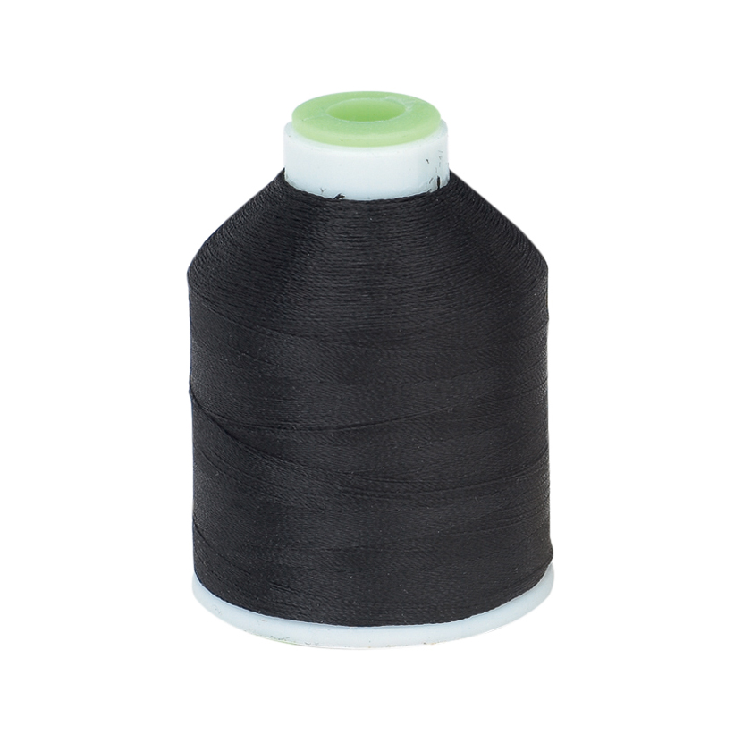 Picture of Coats  Clark Trilobal Embroidery Thread 1100 YD Black