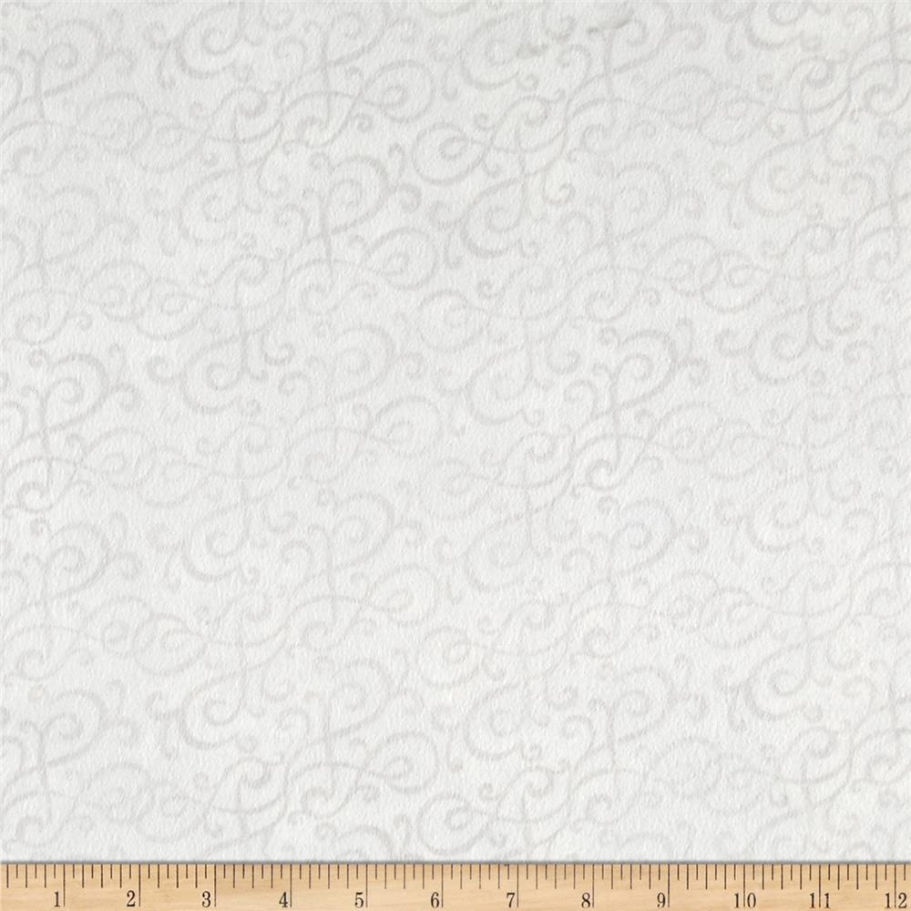 Flannel Scroll Cream