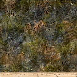 Batavian Batiks String of Dots Stormy Sea