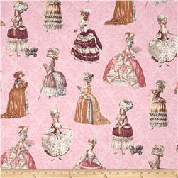 Paris Panache French Ladies Pink