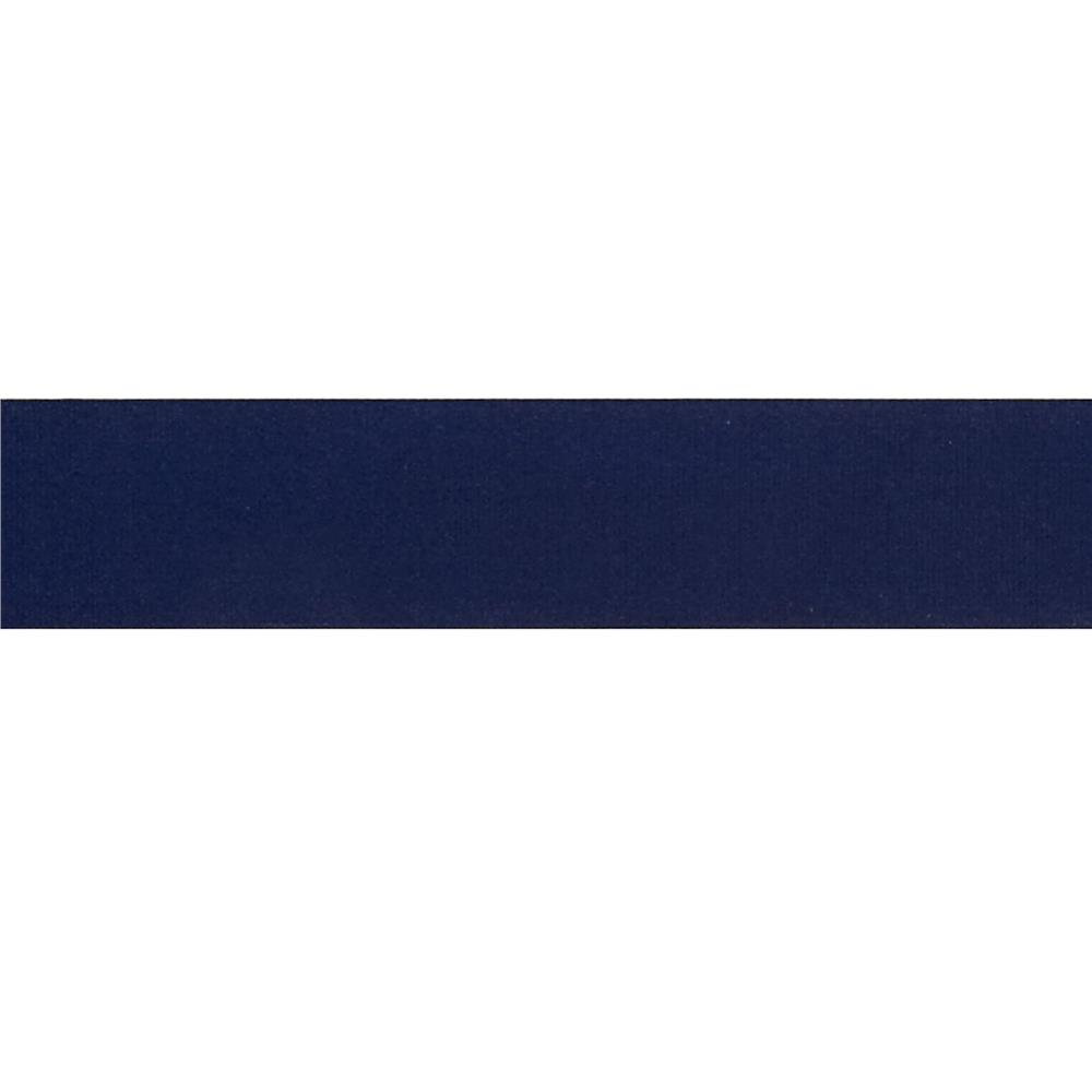 "May Arts 1 1/2"" Grosgrain Ribbon Spool Navy"